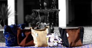 Bolsas Reutilizables con Estilo - EmprendoVerde