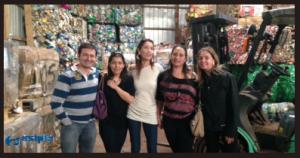 La Isla de Pascua y el Reciclaje Berta Lastra EmprendoVerde