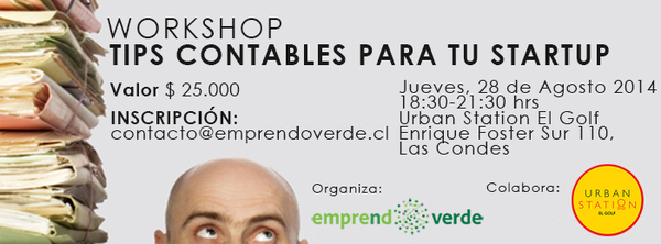Taller Tips Contables - EmprendoVerde