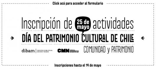 Convocatoria para Día del Patrimonio Cultural 2014 - EmprendoVerde